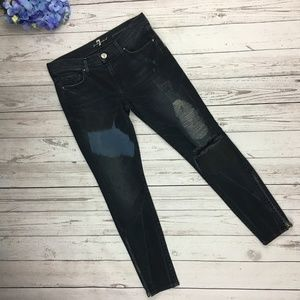 7 For All Mankind Gwenevere Limited Edition Jeans